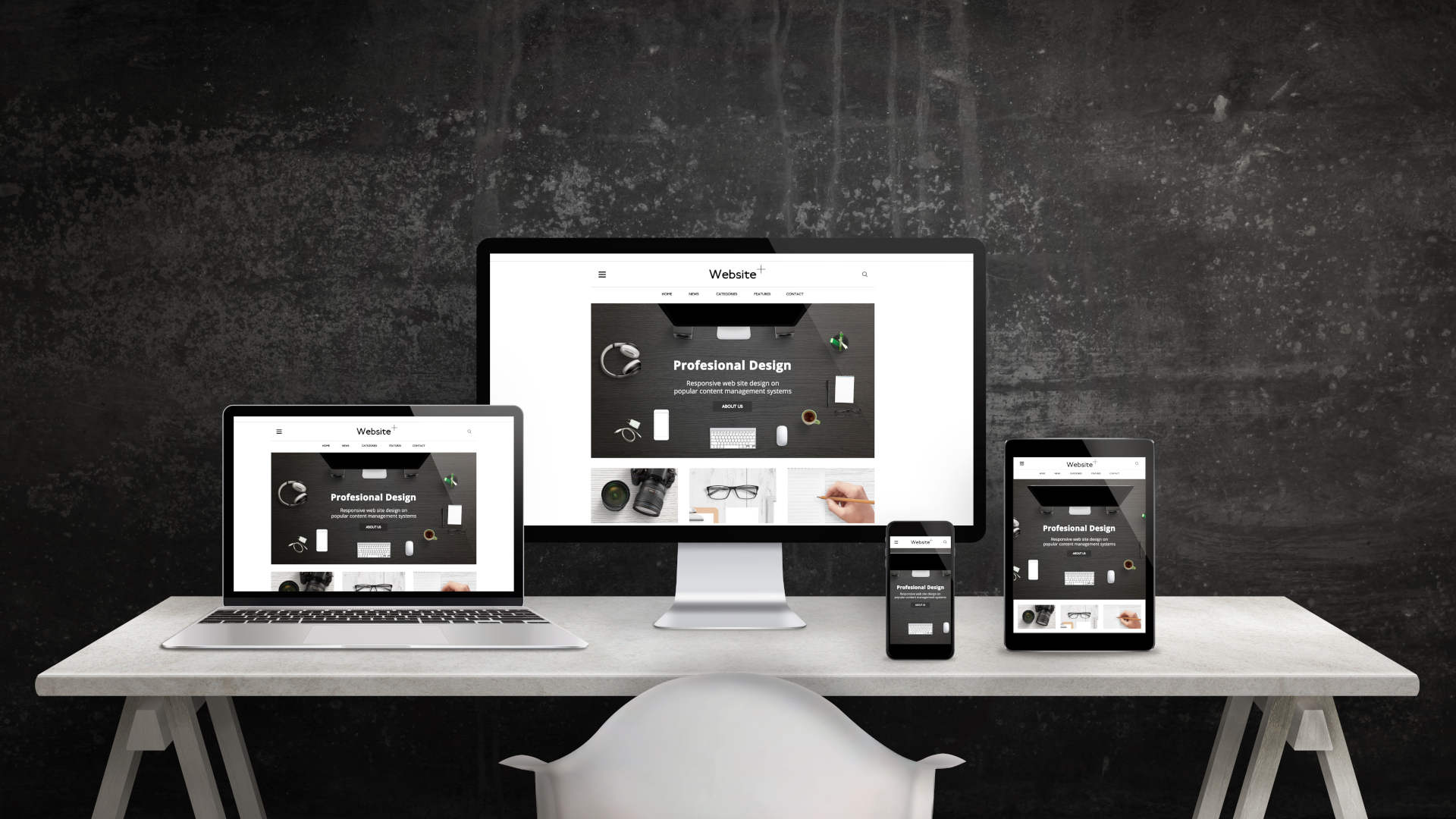 online-scouts webdesign